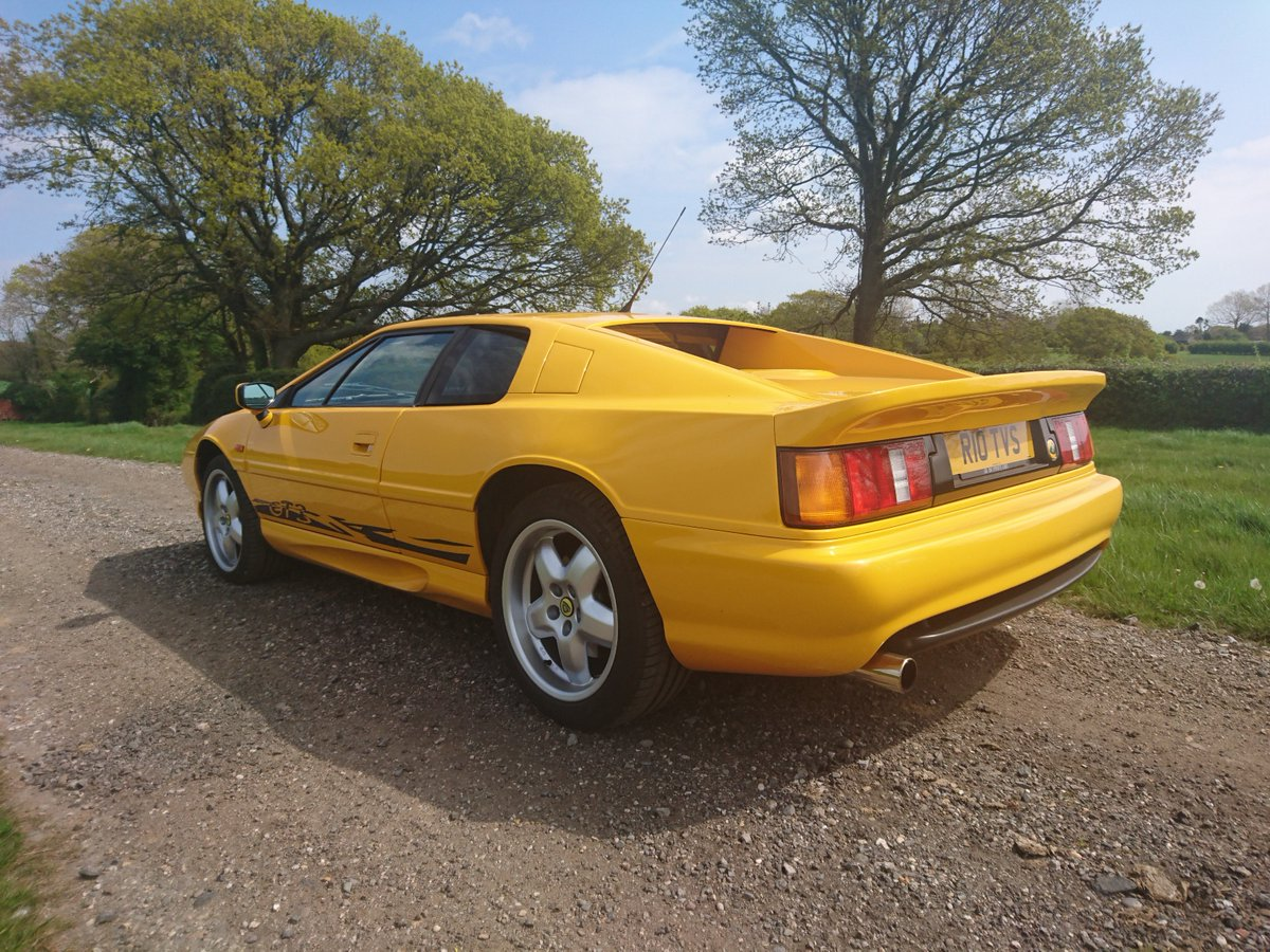 Lotus Esprit World (@EspritWorld) | Twitter
