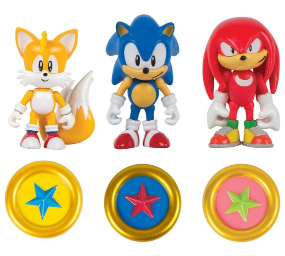 Tomy Toys Uk On Twitter Collect Sonic The Hedgehog And His Friends Knuckles And Tails With Our Classic Figure 3 Pack Available Now At Argos Https T Co Cop7k3mi4n Https T Co Fwlcxpfu6d