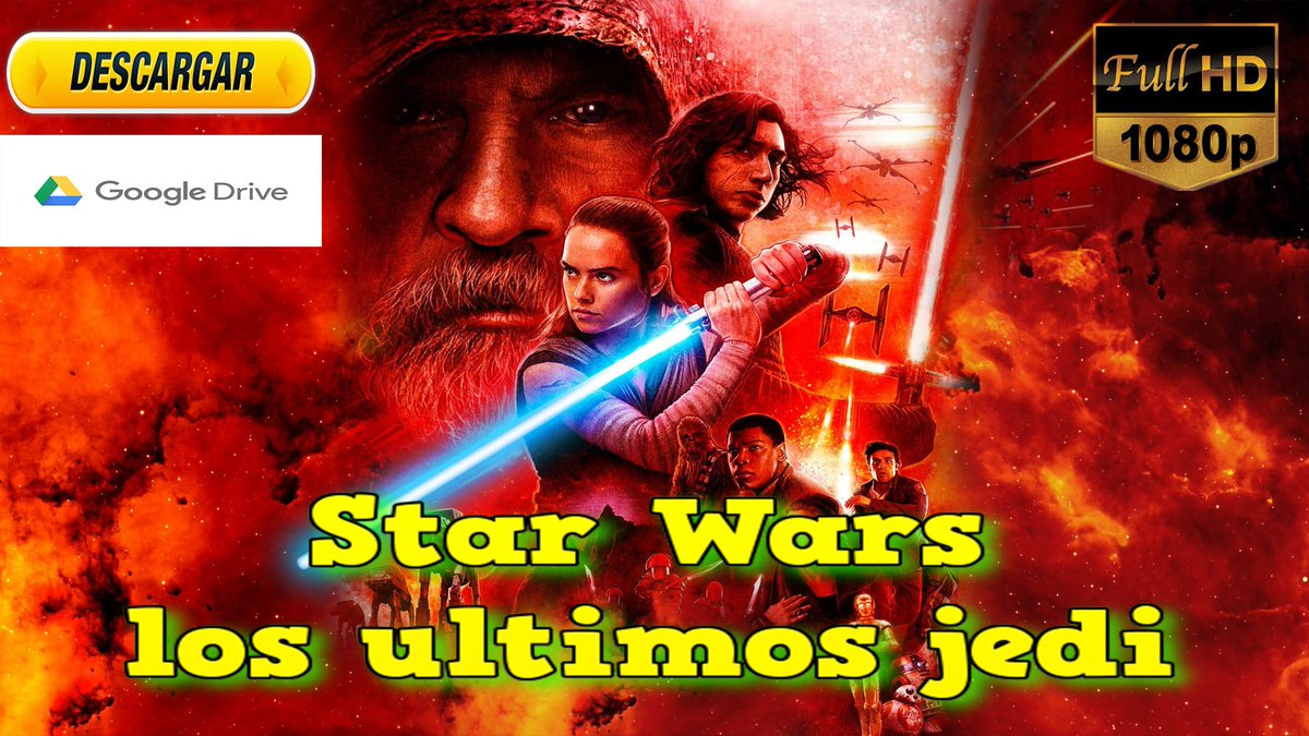 star wars el ultimos jedi 1080p mega