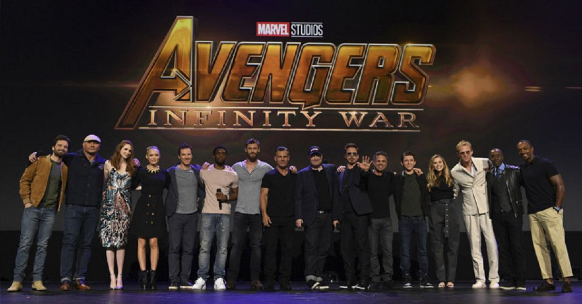 'Avengers: Infinity War' Coming Tonight With A Behind-The-Scenes Look https://t.co/IZbRVzkJ83 https://t.co/XsENgHm1vG