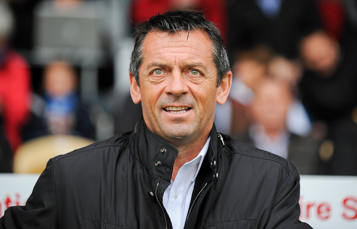 ANNOUNCEMENT | Phil Brown appointed new manager of @Official_STFC #STFC swindontownfc.co.uk/news/2018/marc…