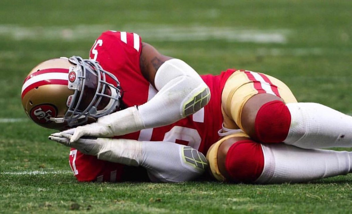 We heard it's #NationalNappingDay (but don't sleep on the 2018 #49ers 😴)