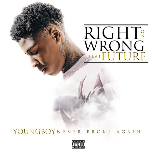 .@GGYOUNGBOY and @1future finally collab for new single Right Or Wrong. Click Here: mymixtapez.com