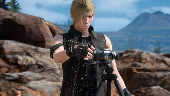 .@NVIDIAGeForceUKs new Final Fantasy XV photo contest could get you a signed print from the developers, or a spot on a billboard. pcgamesn.com/final-fantasy-…