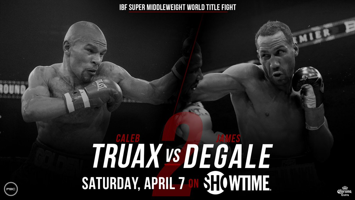 James Degale Vs Caleb Truax - U.K. B0XING - Doghouse Boxing - Dog Pound