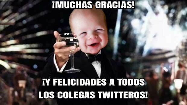 #DíaInternacionalDeLosTuiteros 😁🎉🎈🎆🎊🎁🎉🎈🎗...