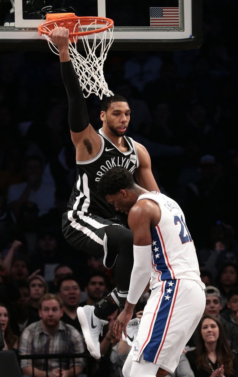What's next for Jahlil Okafor after his first appearance in a month? https://t.co/Y1sNqW3kav