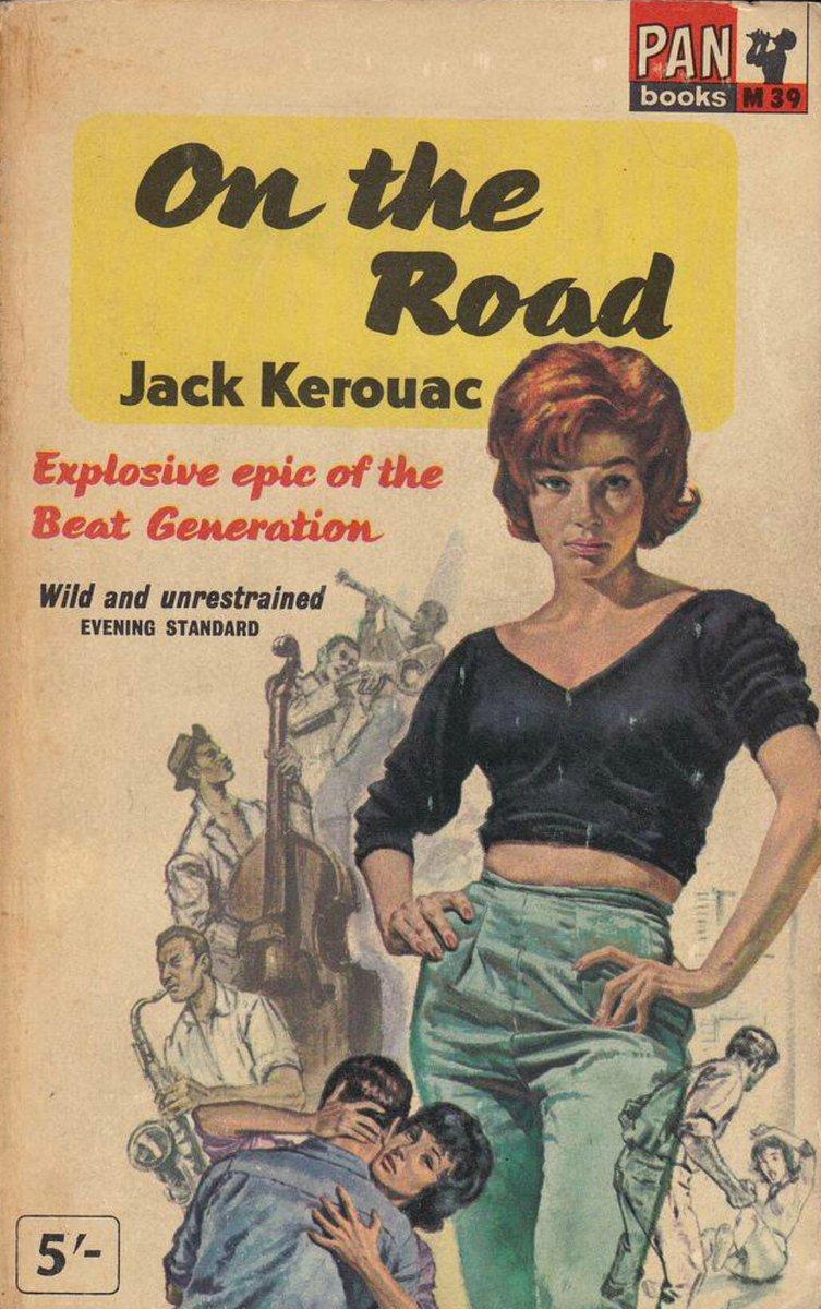 Happy birthday to Jack Kerouac, born tod...