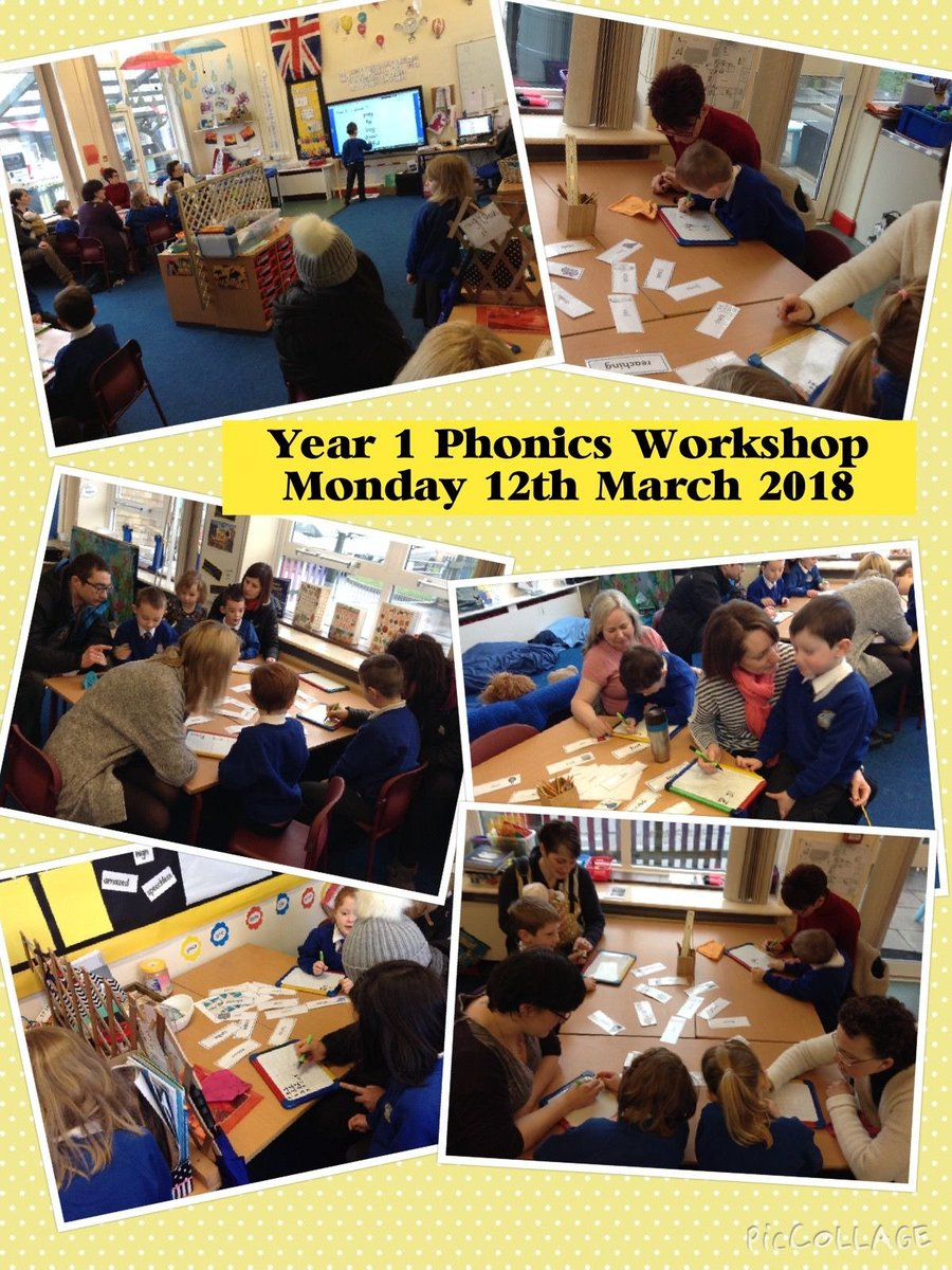 Fantastic parent workshops today. Thanks to all those who attended and the teachers for delivering them. #parents #phonics #spelling #alwayslearning