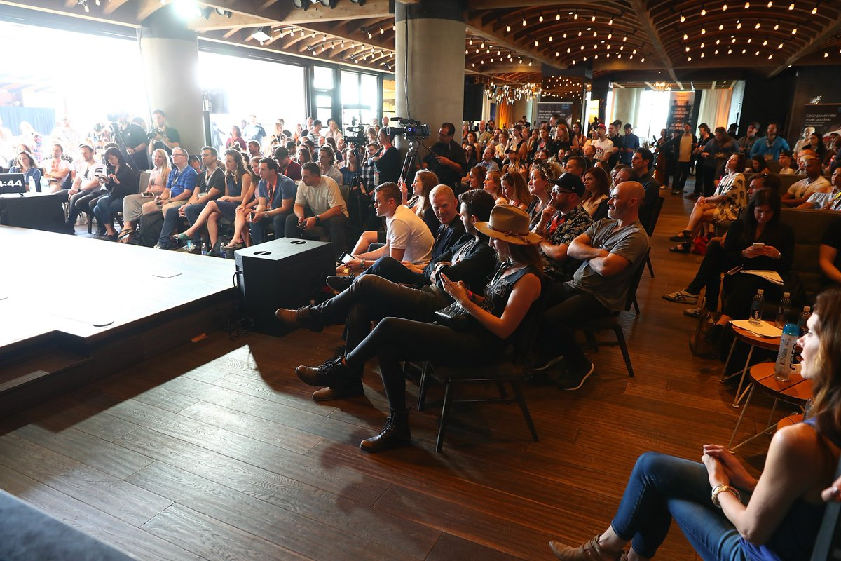 Full house at #PerfectPitch startup competition this weekend #SXSW