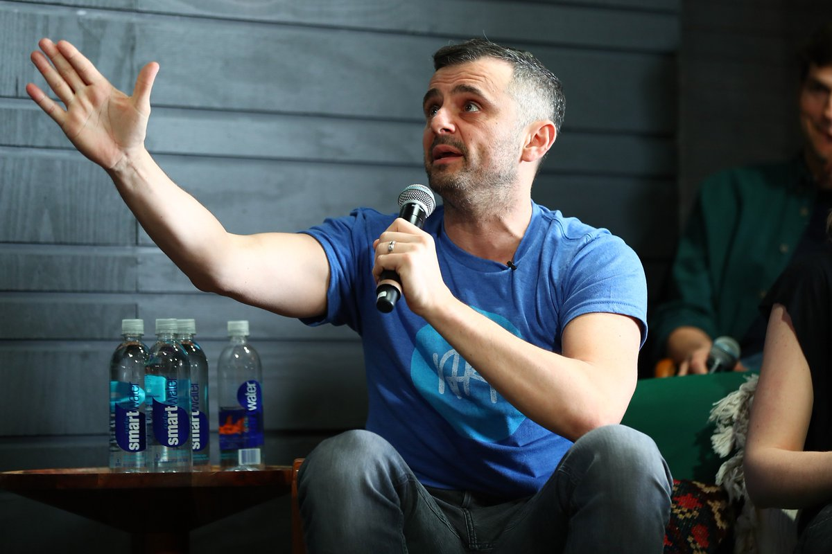 Thank you @GaryVee for all of your #SoundAdvice at #PerfectPitch