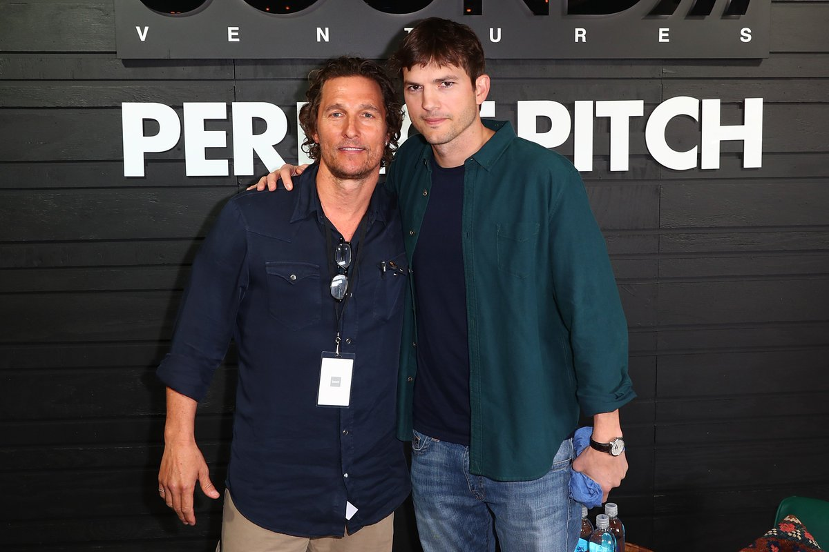 Thrilled to have @McConaughey join us on the judges panel for #PerfectPitch at #SXSW this weekend