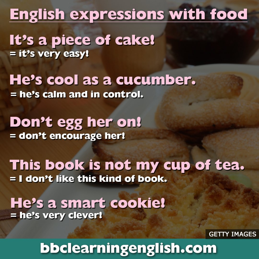 Bbc learning english on twitter are you hungry for vocabulary english phrases forumfinder Choice Image