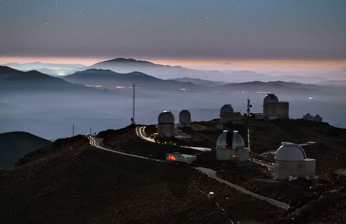 ⭐ Observatorio La Silla, una ventana al...