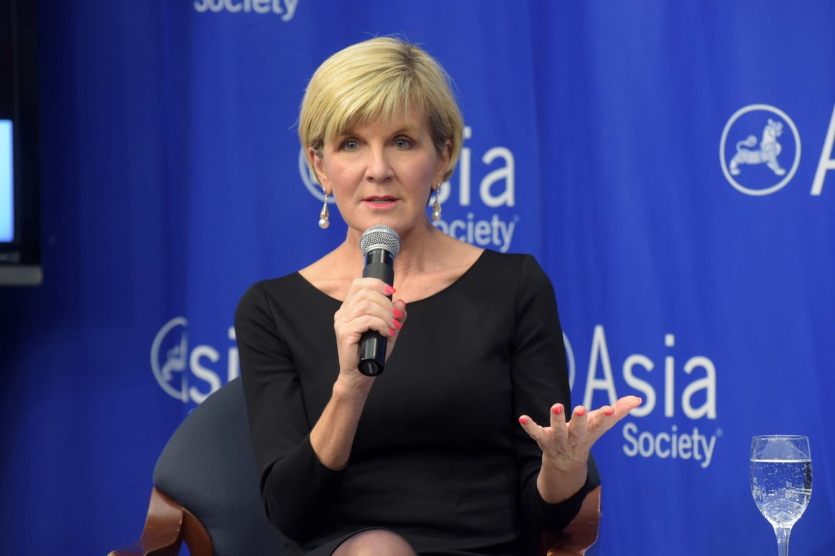 ASEAN: The nexus of the Indo-Pacific. Transcript of the speech by  Australias Foreign Minister @JulieBishopMP  at Asia Society #ASEANinAus #ASEAN foreignminister.gov.au/speeches/Pages…