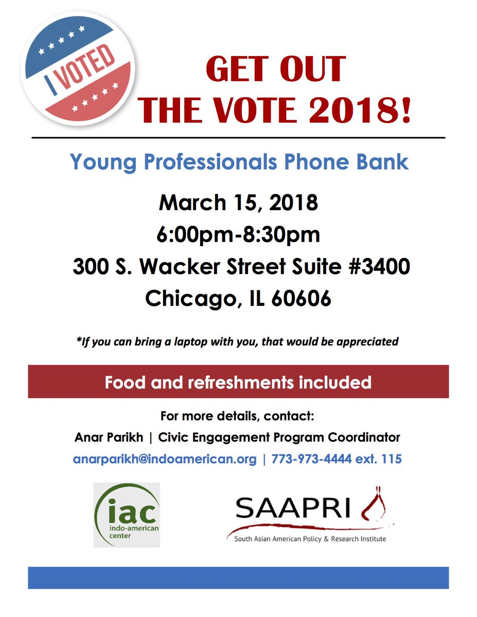 asian voting South youth american
