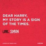 #LoveSimon