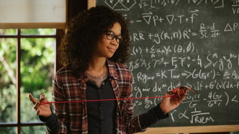 #AWrinkleInTime shows that girls and women can be strong, creative, loving, imaginative, brave, STEM geniuses, but did you know that in the book Meg is a Girl Scout? She mentions practicing artificial respiration with Girl Scouts! #TesserWell