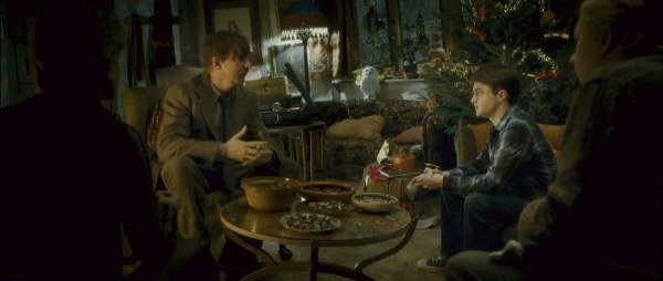 "#PotterQuotes But I do not forget that during the year I taught at Hogwarts, Severus made the Wolfsbane Potion for me every month, made it perfectly, so that I did not have to suffer as I usually do at the full moon."" - Remus Lupin, Half Blood Prince."