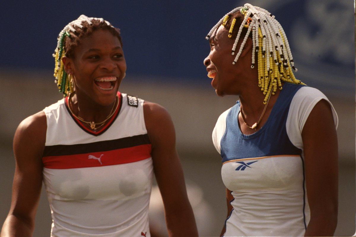 Venus and Serena Williams square off in the 3rd round of the 2018 BNP Paribas Open, their earliest meeting at an event since the 2nd round of the 1998 Australian Open, which was their first professional meeting.  Watch now on ESPNEWS and the ESPN App: https://t.co/YW1PqGkYJj