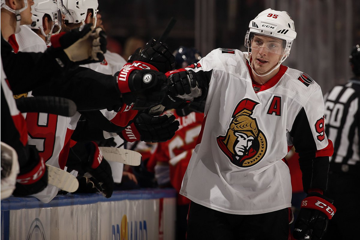 Matt Duchene and Magnus Paajarvi each netted 2-0—2 to lead the @Senators to victory and halt Florida's home win streak at eight contests. #OTTvsFLA