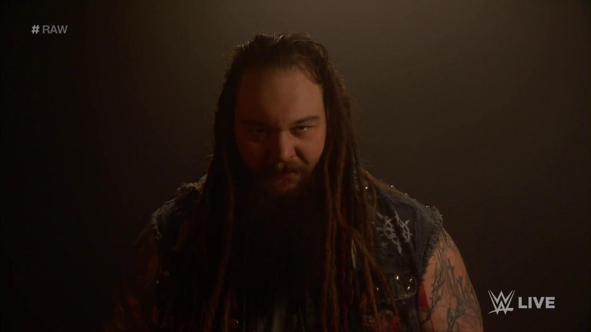 .@WWEBrayWyatt ACCEPTS @MATTHARDYBRANDs invitation to The #UltimateDeletion next week! #RAW