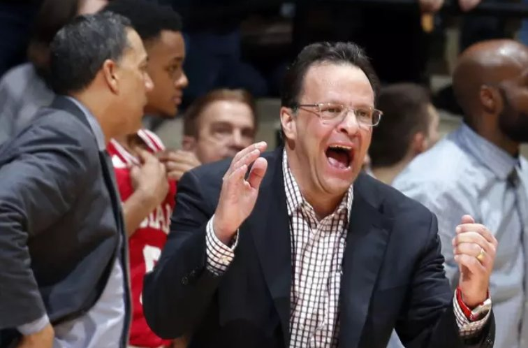 Could #UGA be meeting with Tom Crean tomorrow?  Hmmm...   https://t.co/3wmPtQZp1E
