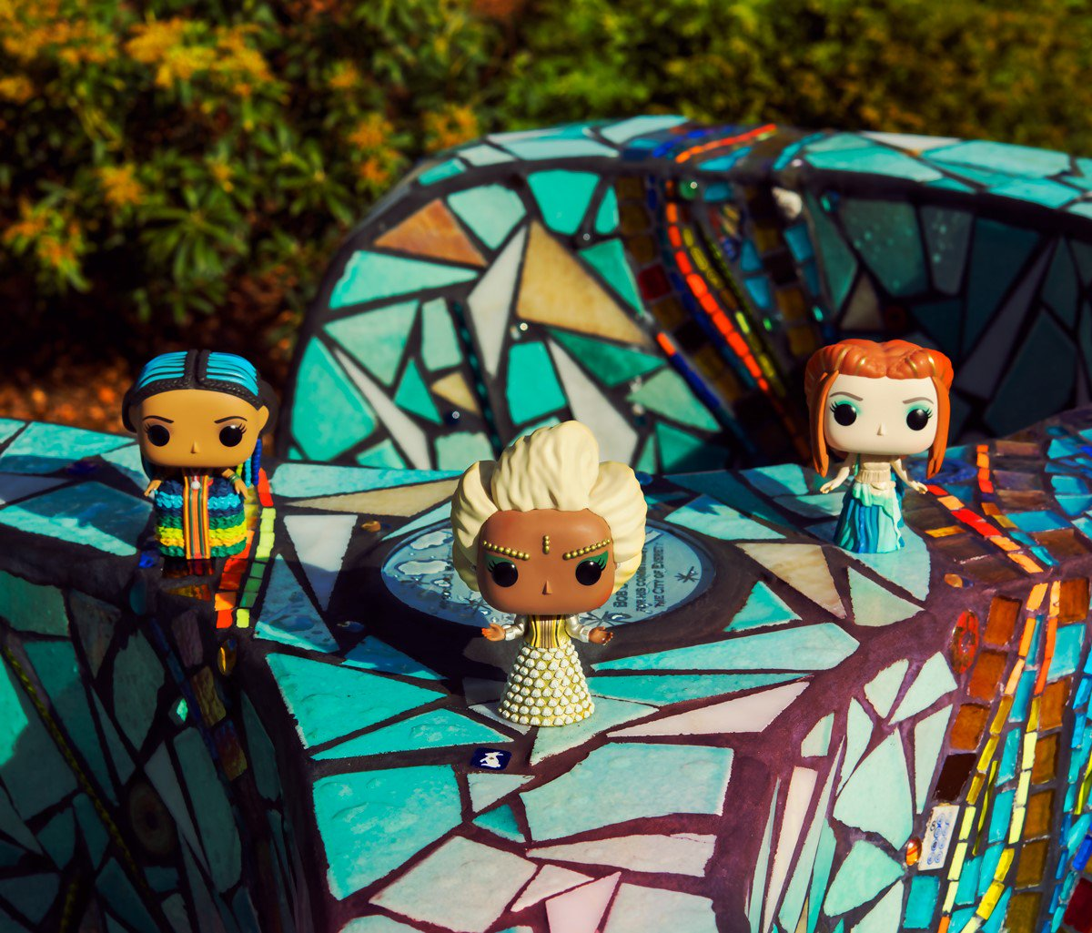 Be a warrior! @WrinkleInTime  #WrinkleinTime
