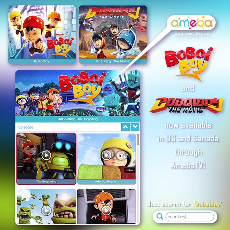 Halilintar Vũ On Twitter Great Now I Can Watch At Boboiboy The