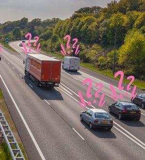 De meeste Nederlanders sjezen elke week over de snelweg. Veel zelfs elke dag. Maar wist jij deze snelwegfeiten? https://t.co/YBXI8VL1V0 https://t.co/LLykXw62JN