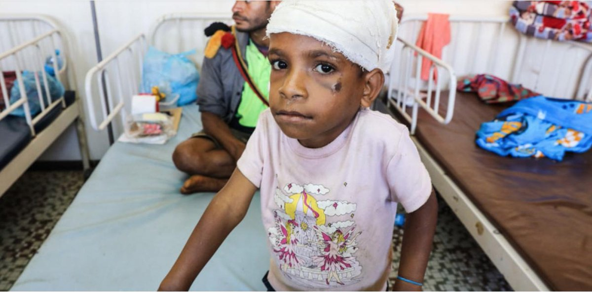 UNICEF is on the ground in Papua New Guinea to help reach the thousands affected by recent devastating earthquakes   uni.cf/2HtNMtQ