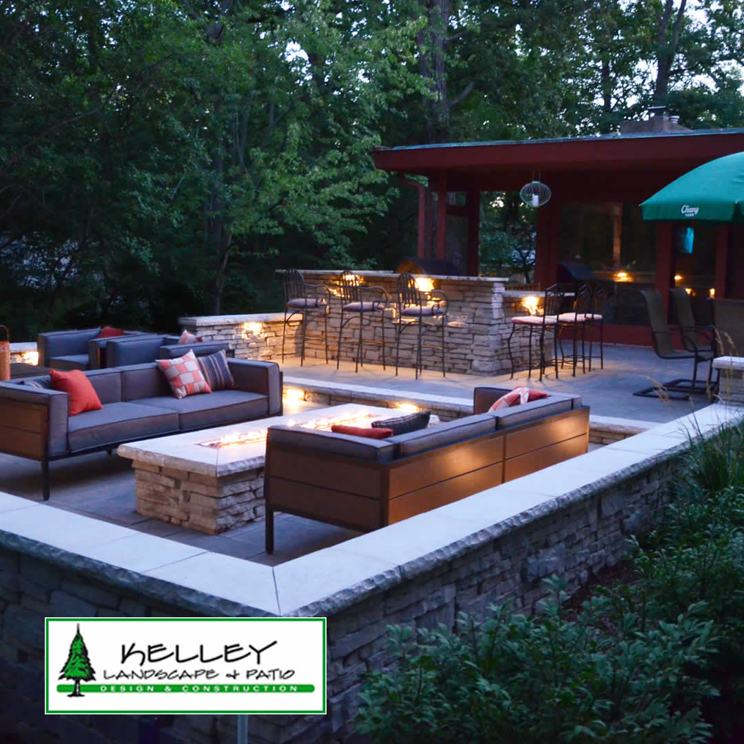Glencoe Homeowners Choose A Qualified Brick And Hardscape Contractor Kelley  Landscape Provides Comprehensive Custom Solutions.