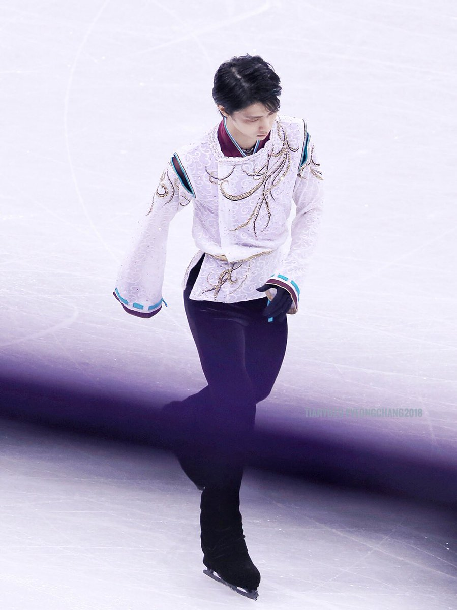 Warrior&Angel  #PyeongChang2018 #FigureSkating #YuzuruHanyu #羽生結弦