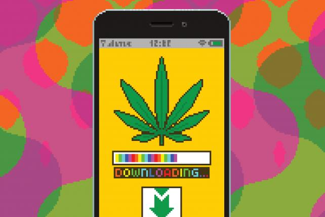 Weed delivery service, Eaze, successfully leverages its well-designed technology to carve out a niche in the burgeoning cannabis industry. https://t.co/inVKioqjAP