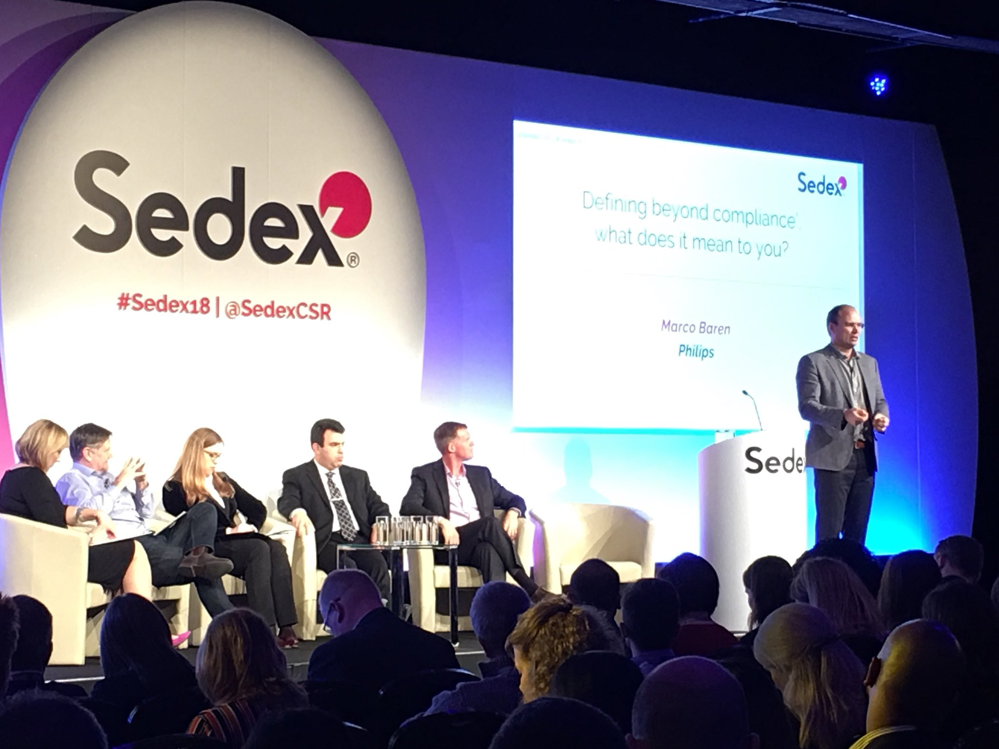 Sedex On Twitter If There Is No Foundation Everything Crumbles How Can We Make Better Use Of All The Data Marco Baren Philips Sedex Sedexcsr