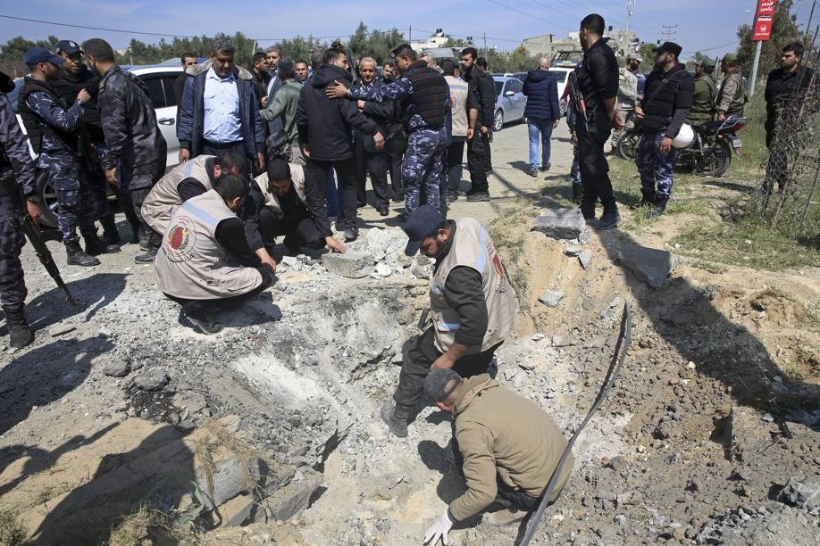 Attacco al premier palestinese a Gaza. Anp accusa Hamas: «atto vigliacco» https://t.co/QVPdvYR1st