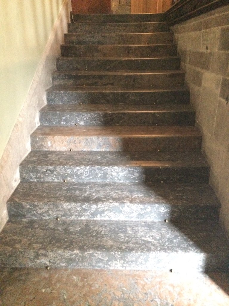 The Marble Staircase