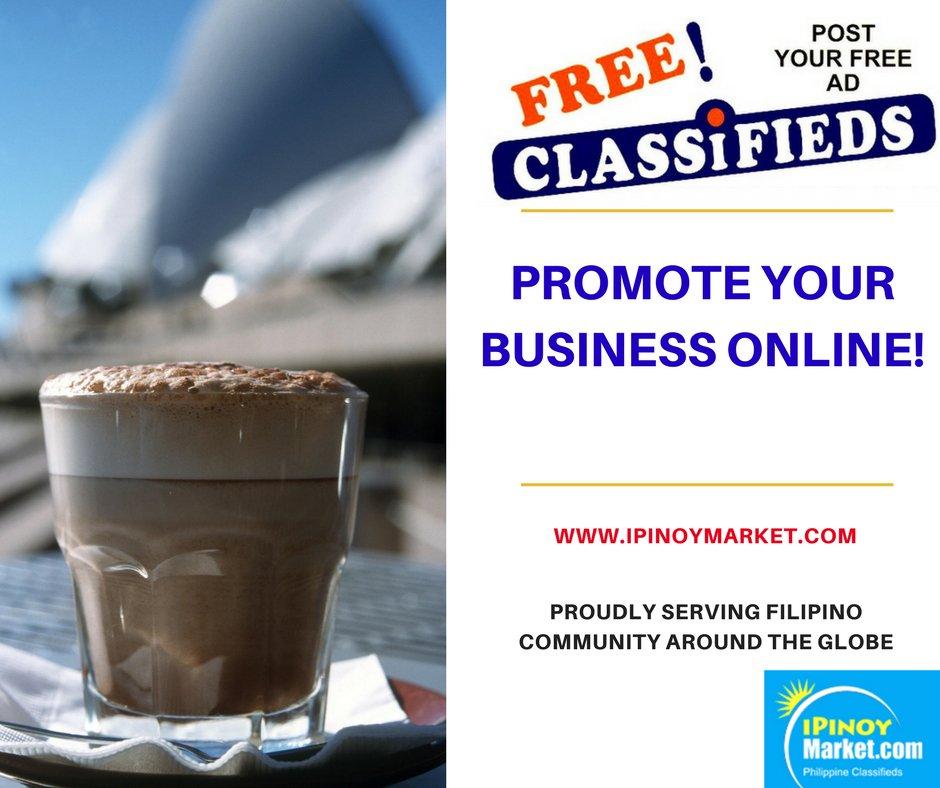 iPinoyMarket - Philippines FREE Classified Post Ads