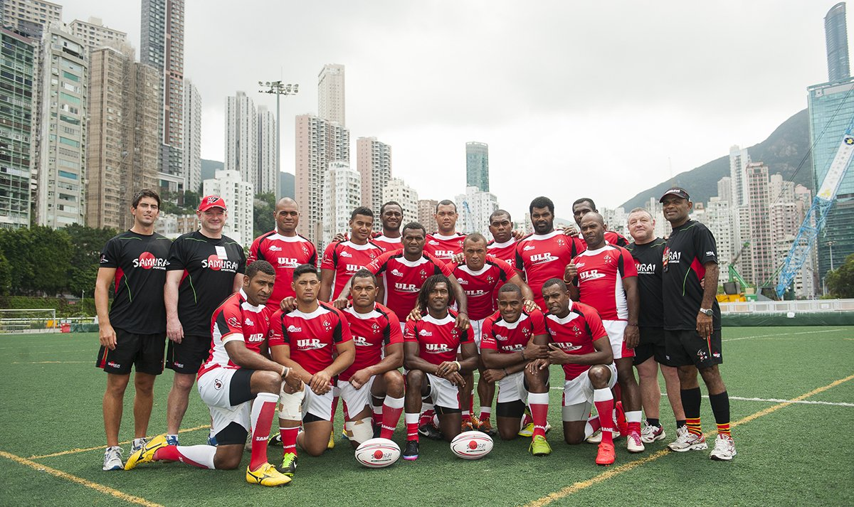 test Twitter Media - To celebrate the 10th year anniversary of the Samurai Fiji Barracudas, @Samurai7s will field an all Fijian squad coached by Sevens legend Nasoni Rokobiau! Can they bring the cup home at this years GFI HKFC 10s? #HK10s https://t.co/P15eIGlDq8