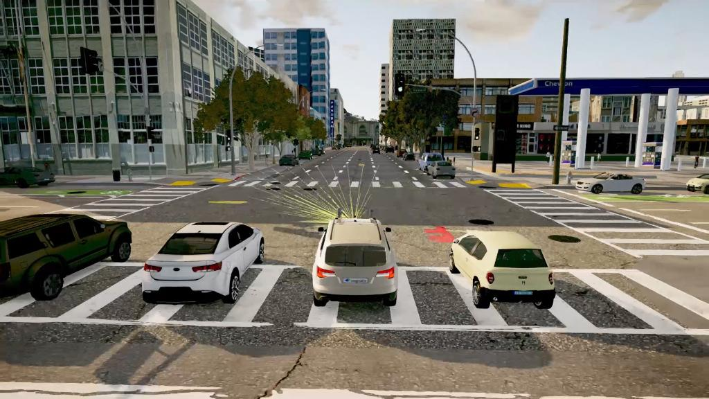 Inception Program member @CognataAI is accelerating the lengthy process of developing #autonomous vehicles by training them in a simulated environment on #DGXStation nvda.ws/2p40MQ4