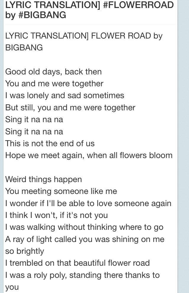Lyric on the road again lyrics : FLOWERROAD lyrics - Twitter Search
