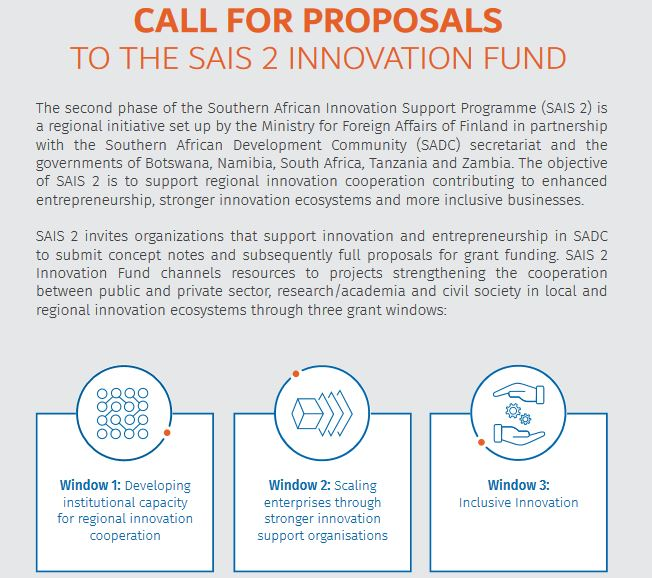 Call For Proposals South Africa Images Proposal Template Design