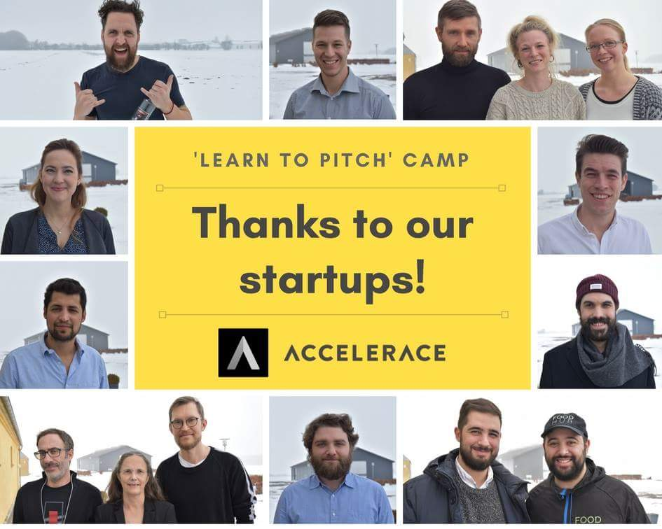 Almost a year ago, a part of the BiomCre team participated in a 2 day camp organized by @AcceleraceDK Learnings and take-aways have been much appreciated! #startup #Denmark #Science #lifesciences #mentoring