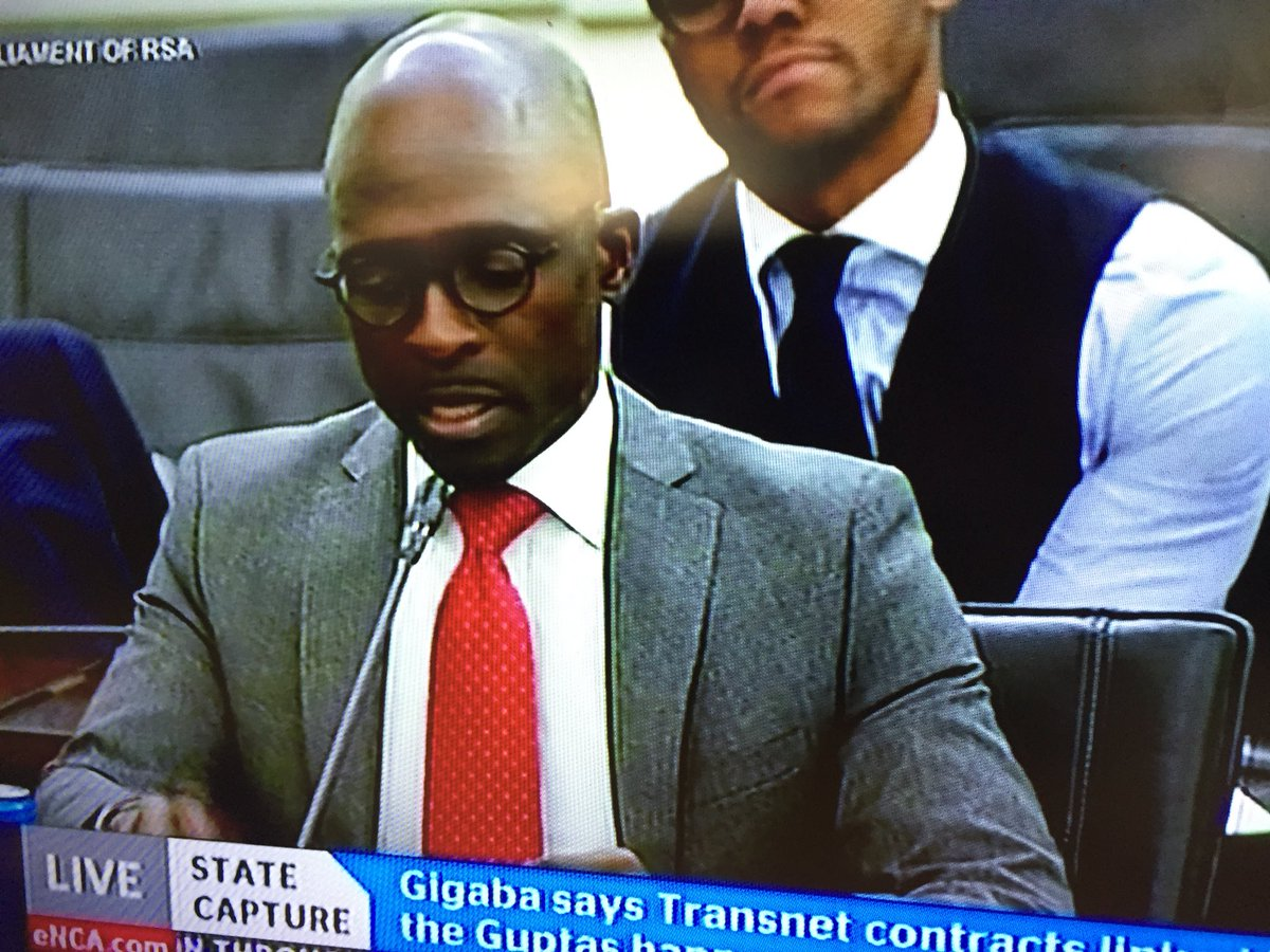 """[BREAKING NEWS] #MalusiGigaba appears to confirm that #DuduMyeni was too close to Pres Zuma, """"there were reports to the extent that my own redeployment to Home Affairs in 2014, was announced to some people by Ms [Dudu] Myeni prior to it happening and it actually did materialize"""". https://t.co/lax5uSwirH"""