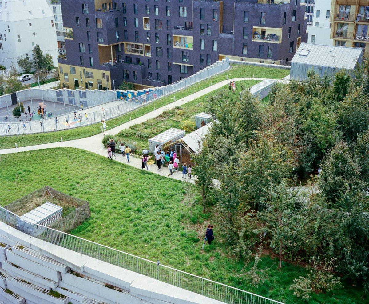 Gestion écologique des espaces verts - Rencontre de Natureparif   idealCO