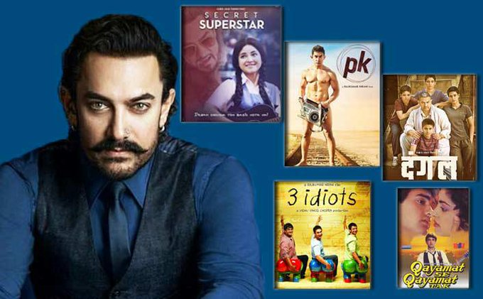 Happy Birthday Aamir Khan! 1 Day To Go But Here s Some Unknown Trivia AboutHim