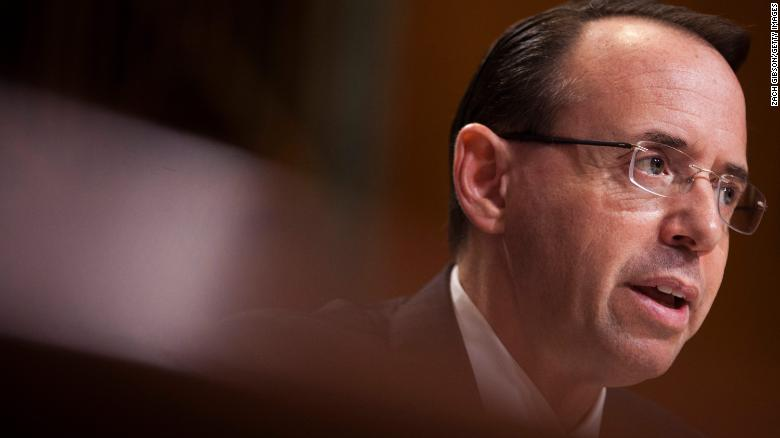 The special counsel is not an unguided missile. In an interview, Deputy Attorney General Rod Rosenstein offered full-throated support for special counsel Robert Mueller and defended his investigation into Russian election meddling cnn.it/2paK9RV