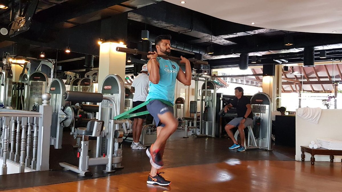 Game… Train… Repeat!! #NidahasTrophy #Srilanka