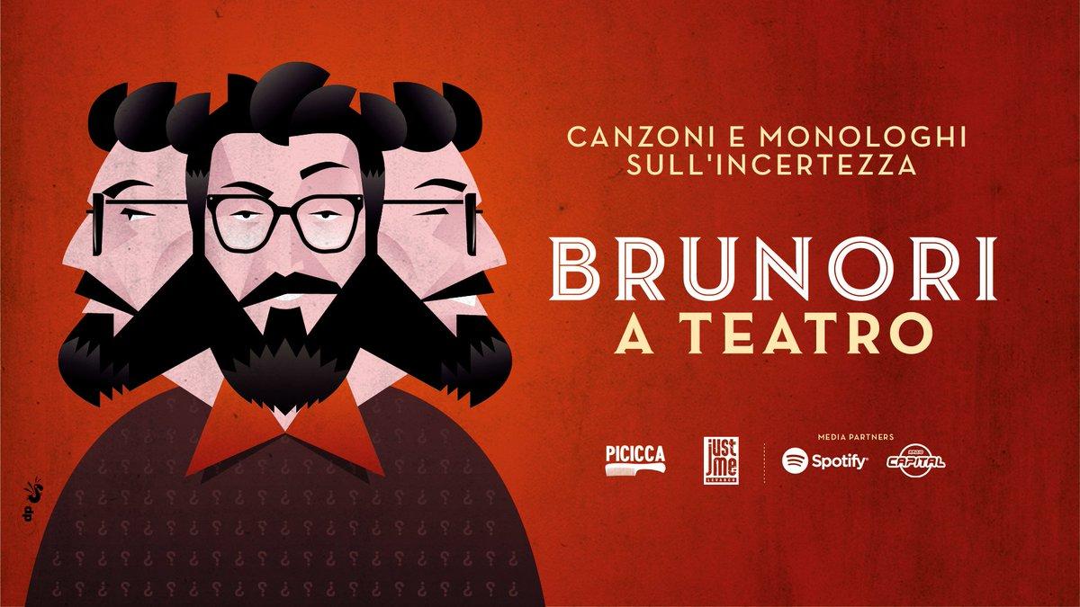 Questa sera @BrunoriSas @ @AuditoriumPdM - Roma ** biglietti non disponibili in cassa ** ↬ apertura porte h 20:15 ↬ Nerina Pallot h 21:00 ↬ Brunori on stage h 21:30