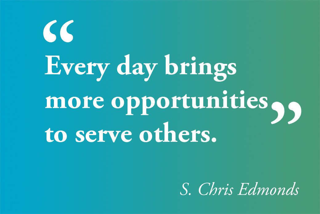 There are multitudes of avenues to serve others, all around us. Engage in them daily! #Quote https://t.co/AfFoyVKXV1